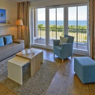 Aparthotel Waterkant Suites 3-57 - bews3-57 Aparthotel Waterkant Suites 3-57 - Börgerende-Rethwisch