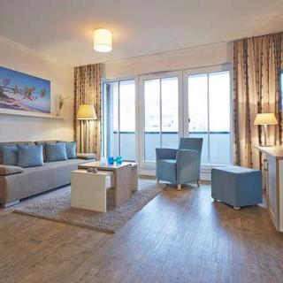 Aparthotel Waterkant Suites 1-15 - bews1-15 Aparthotel Waterkant Suites 1-15 - Börgerende-Rethwisch