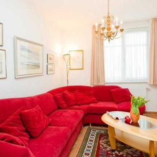 Villa Hildegard - Strandnähe- Balkon-im Zentrum von Binz/1 - Appartement 1 - Binz
