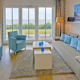 Aparthotel Waterkant Suites 3-58 - bews3-58 Aparthotel Waterkant Suites 3-58 - Börgerende-Rethwisch