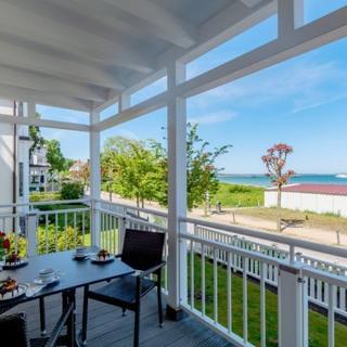 """Villa """"Strandperle""""  * * *  nur 20m zum Strand, TOPLAGE - SP Whg 04 * * * * - Binz"""