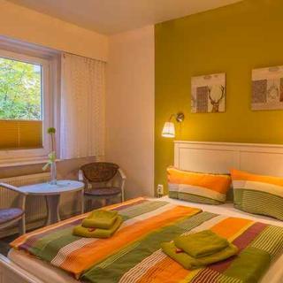 Pension Haus Brückner SORGENFREI BUCHEN* - Doppelzimmer - Nr. 10 - Wildemann