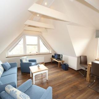 P: Zollhaus Klein Zicker - exklusive Wohnungen mit Meerblick - Ferienwohnung 07 Südlage mit Meerblick - Klein Zicker