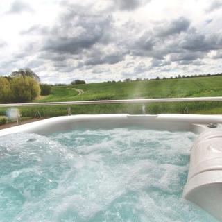 Villa Grande / Luxus-OG-Fewo RELAX (WE 4) - Göhren-Lebbin