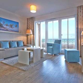 Aparthotel Waterkant Suites 3-59 - bews3-59 Aparthotel Waterkant Suites 3-59 - Börgerende-Rethwisch