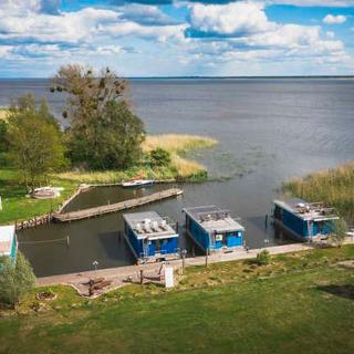Hafenresort Karnin - Hausboot Selma - Hausboot SELMA - Karnin