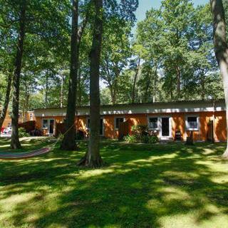 Ferienpark Bernstein - Ferienwohnung Sanddorn 1 mit zwei Schlafzimmern - Dranske