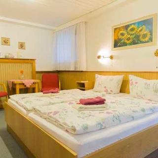 Pension Haus Brückner SORGENFREI BUCHEN* - Doppelzimmer - Nr. 12 - Wildemann
