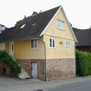 Ferienhäuser Café Talblick - Rustikales Ferienhaus - Michelstadt