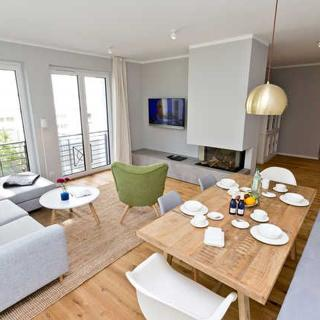 Villa Strandgrün - Appartement 01 - Heringsdorf