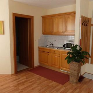 Gästehaus Nocker - Appartement 1 (Einraumappartement) - Seefeld