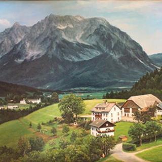 Lutzmann Hof - Plannerblick - Bergregion Grimming