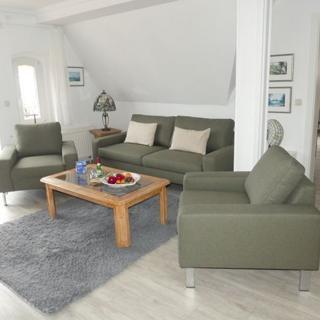 Ferienwohnung Villa Glückpilz im Ostseebad Binz auf Rügen - Penthouse - Binz