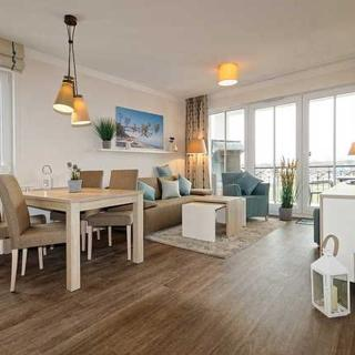 Aparthotel Waterkant Suites 3-61 - bews3-61 Aparthotel Waterkant Suites 3-61 - Börgerende-Rethwisch