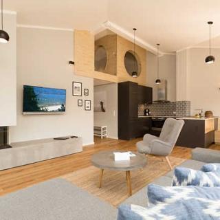 Villa Strandgrün - Appartement 10 - Heringsdorf