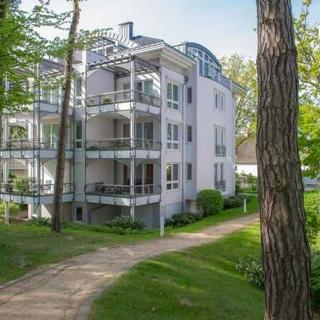 Villa Marfa - Promenadenlage - Sauna im Haus - Wohnung Abalone - Heringsdorf