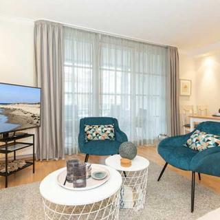 Apartmenthaus Atlantik 206 - kbat206 Apartmenthaus Atlantik 206 - Kühlungsborn