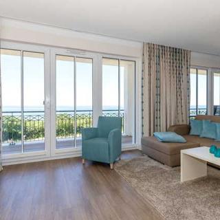 Aparthotel Waterkant Suites 3-64 - bews3-64 Aparthotel Waterkant Suites 3-64 - Börgerende-Rethwisch