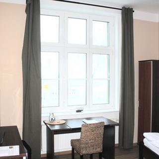 Gästehaus am Hafen - Einzelzimmer - Stralsund