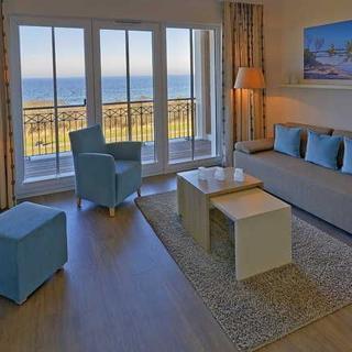 Aparthotel Waterkant Suites 3-65 - bews3-65 Aparthotel Waterkant Suites 3-65 - Börgerende-Rethwisch