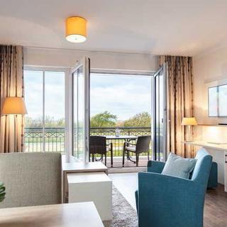 Aparthotel Waterkant Suites 1-21 - bews1-21 Aparthotel Waterkant Suites 1-21 - Börgerende-Rethwisch