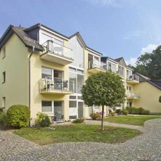 Appartementanlage Eldena - ELD13 - strandnahe Ferienwohnung mit Terrasse und Balkon - Lobbe