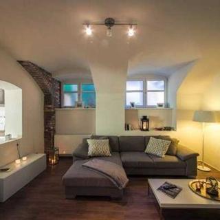"""Gutshaus Krummin - Besondere Wohnung im alten Tonnengewölbe """"Sanddorn"""" - Krummin"""
