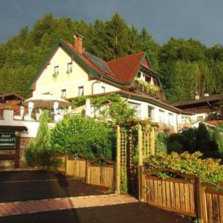 Haus Sonnwinkl - Apartment mit 1 Schlafzimmer - St. Gilgen