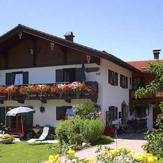 DEB 032 Pension mit Bergblick in Inzell - Ferienwohnung II - Inzell