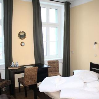 Gästehaus am Hafen - Dreibettzimmer - Stralsund