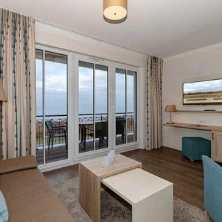 Aparthotel Waterkant Suites 3-66 - bews3-66 Aparthotel Waterkant Suites 3-66 - Börgerende-Rethwisch
