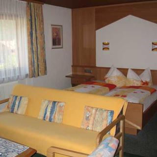 Haus Bergfriede - Ferienwohnung 3-4Personen - Mayrhofen