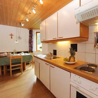 Apart Zimalis **** - Top ausgestattets Appartement in bester Lage, 4-5 Personen, Sauna, WLAN kostenlos, Einstieg Langlaufloipe/Winterwanderweg, Betten in Überlänge 2,20 m - Galtür