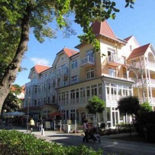 """Appartmenthaus """"Dünenschloss"""" - (26) 2- Raum- Appartement-Ostseeallee - Kühlungsborn"""