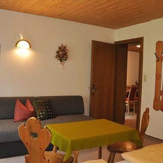 Haus Almrausch - FW Gletscherblick - Kaunertal