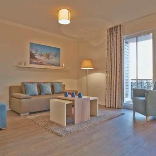Aparthotel Waterkant Suites 3-69 - bews3-69 Aparthotel Waterkant Suites 3-69 - Börgerende-Rethwisch