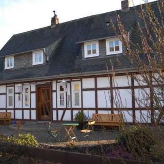 Haus am Wald - Doppelzimmer (Hund) - Lichtenfels-Neukirchen