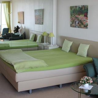 Meerblick Appartement 805 in der Maritim Residenz - Maritim Appartement 805 - Timmendorfer Strand