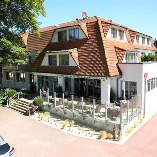 Pension & Restaurant Haus am Meer GM 69650 - Doppelzimmer Landseite - Graal-Müritz