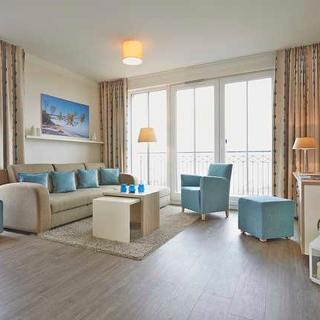 Aparthotel Waterkant Suites 4-71 - bews4-71 Aparthotel Waterkant Suites 4-71 - Börgerende-Rethwisch