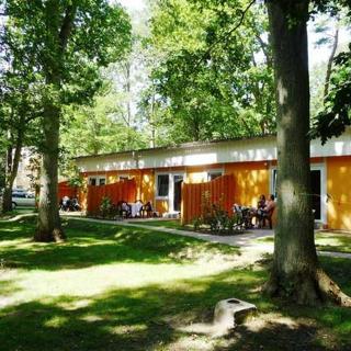 Ferienpark Bernstein - Ferienwohnung Sanddorn 4 mit 2 Schlafzimmern - Dranske