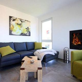 Baabe Strandvilla 158481 Luxus Ferienwohnung mit Meerblick - Luxus-Ferienwohnung - Baabe