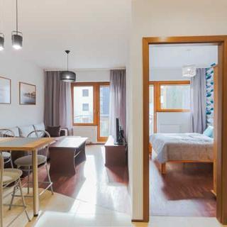 Rezydencja Sienkiewicza II (RSII5, RSII7, RSII35) - Apartment mit einem Schlafzimmer (RS II 7) - Swinoujscie