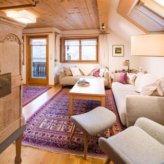 Haus Kammern 168 - Ferienwohnung 2 Komfort mit 4 Edelweiss - Egg