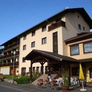 Land-Gut-Hotel Dornröschen - Doppelzimmer Rosenzimmer - Annelsbach