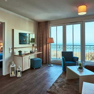 Aparthotel Waterkant Suites 4-73 - bews4-73 Aparthotel Waterkant Suites 4-73 - Börgerende-Rethwisch