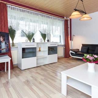 """Haus Hafeneck - Ferienwohnung """"Flut"""" - Bensersiel"""