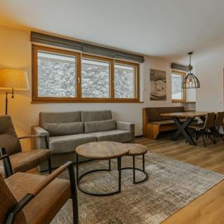 Apartment Typ A im Alpin Resort Montafon - Apartment Typ A im Alpin Resort Montafon (ohne Haustier) - Gargellen