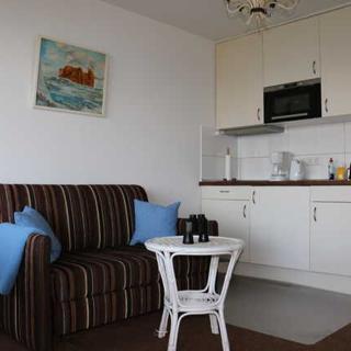 Gästehaus Cap Hoorn - Kleines Appartement - Helgoland