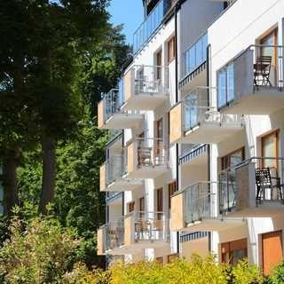 Rezydencja Sienkiewicza II (RSII16) - Apartment mit zwei Schlafzimmer (RS II M16) - Swinoujscie